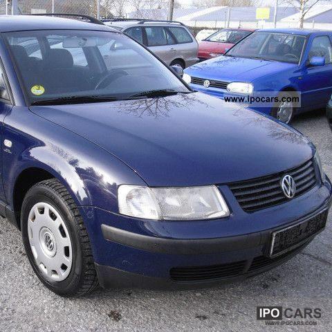 Volkswagen Passat 1.9 ATJ