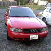 Audi a4 1.9 AHU