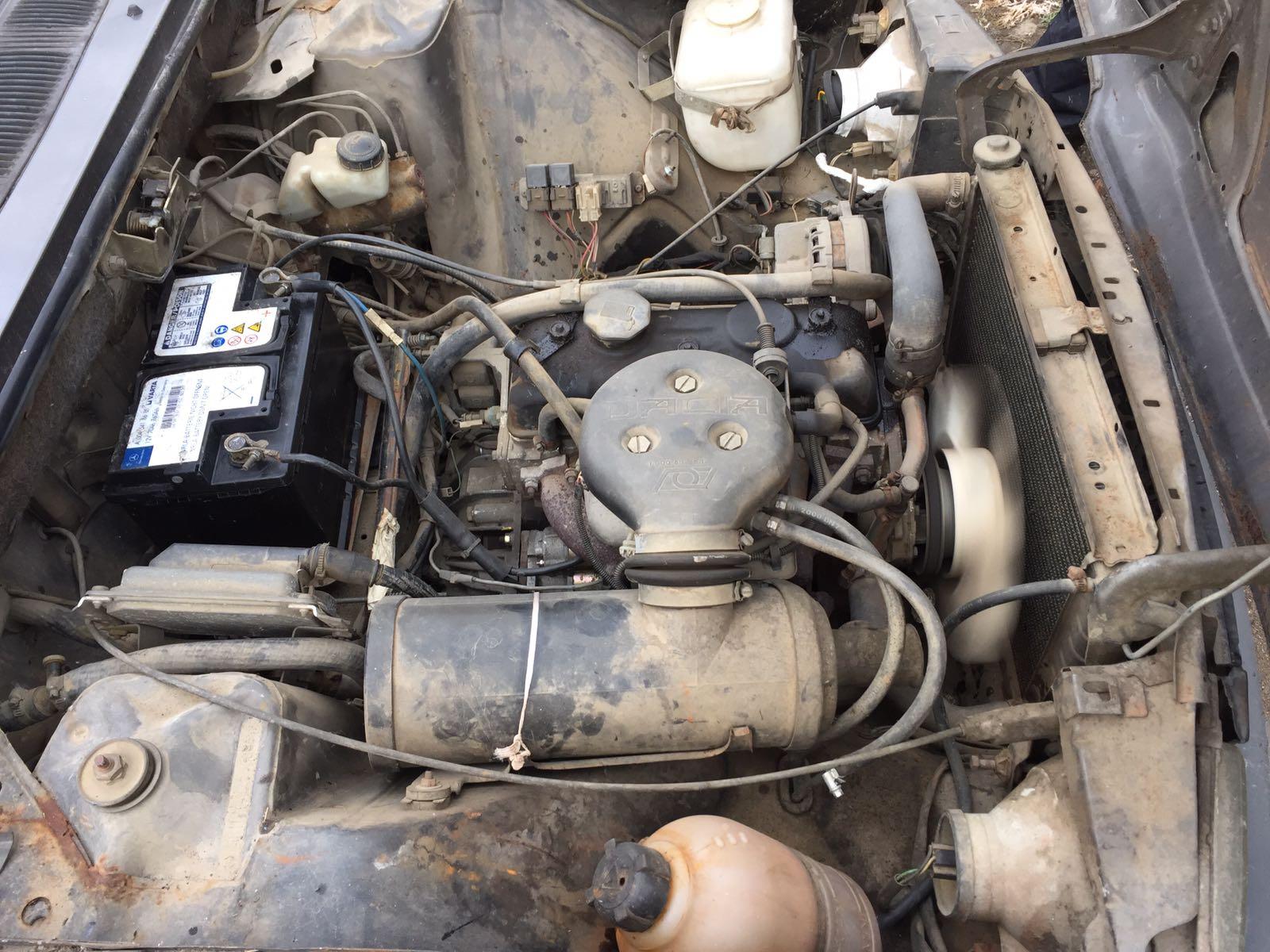 motor dacia 1410