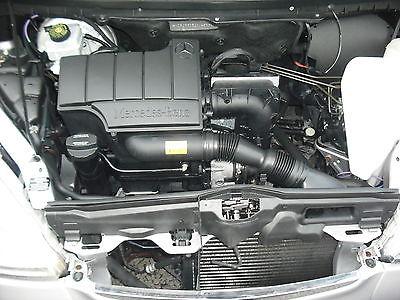 motor mercedes a class