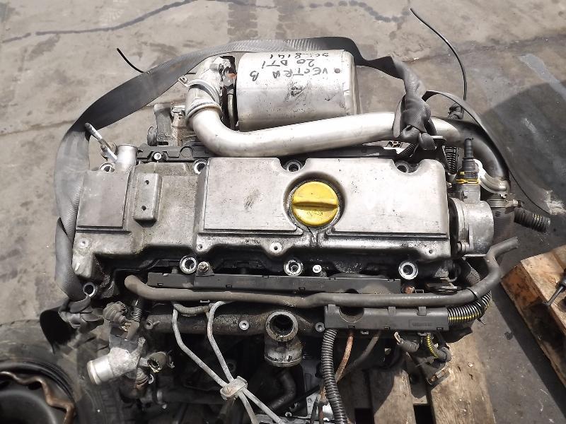motor opel vectra 2.0