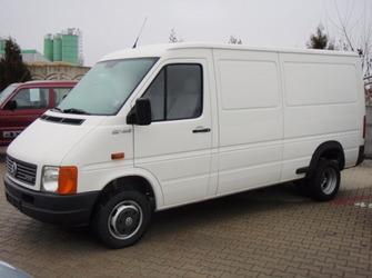 Volkswagen Lt din 2001