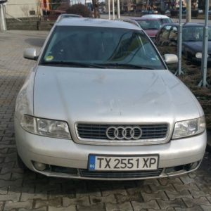 Audi A4 2.5 AKN