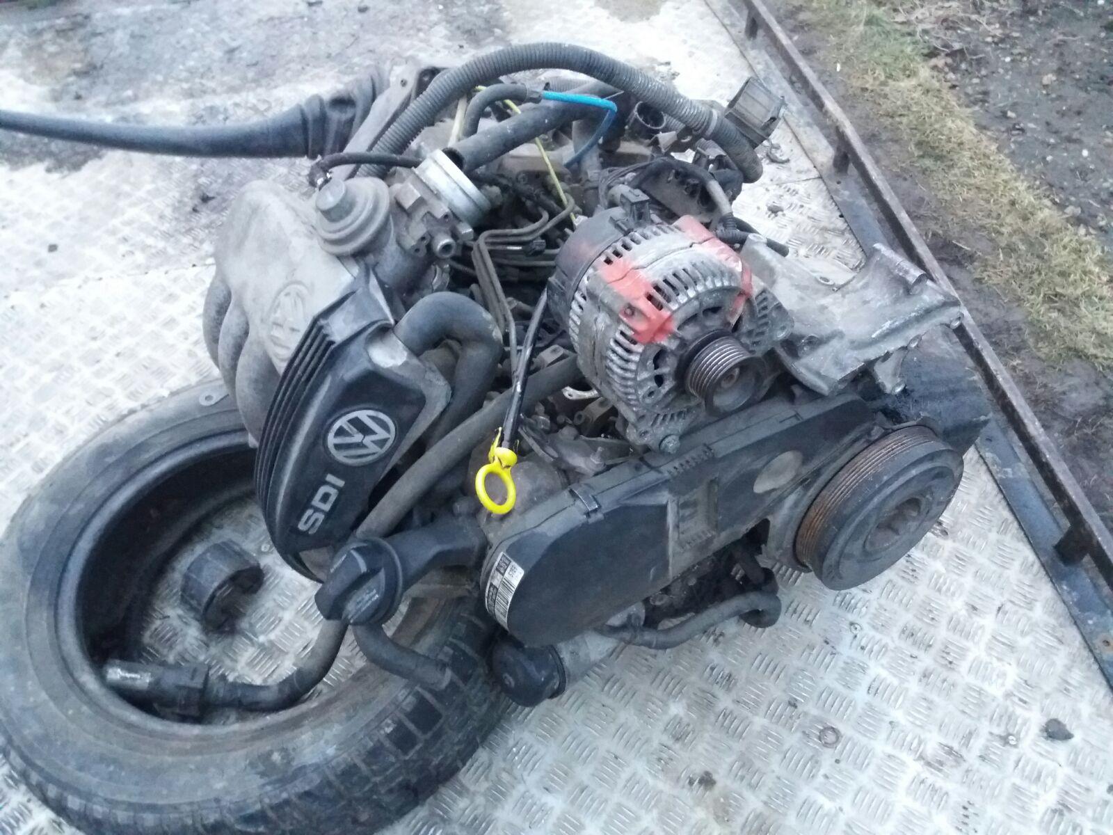 motor vw lt