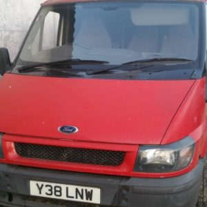 Ford Transit 2.0 TDDI din 2001