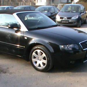 Audi A4 Cabrio 2003 1.8