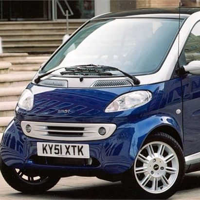 Smart Fortwo 0.8