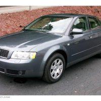 Audi a4 2003 AVB