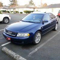 Audi a4 1.6 ALZ