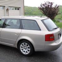 Audi a6 2.5 AKE