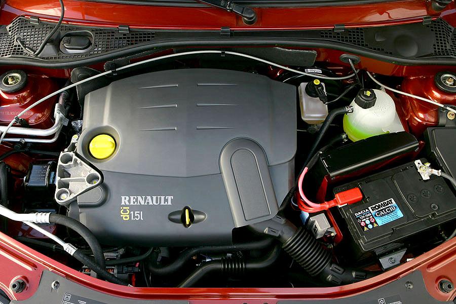 motor dacia logan 1.5