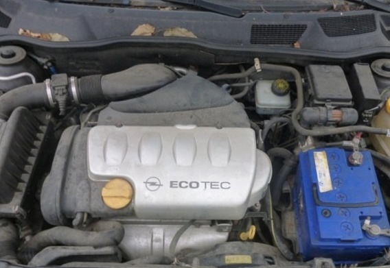 motor opel astra g