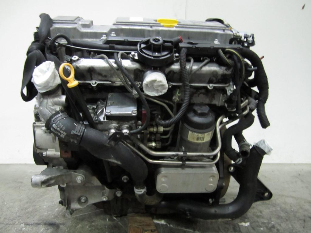 motor opel astra g 2.0
