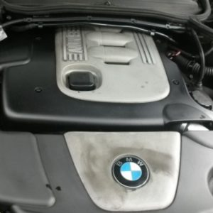 motor bmw 320