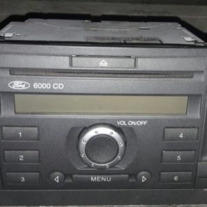cd player ford modeo
