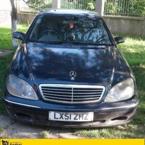 Mercedes S Class 3.2