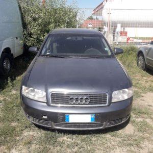 Audi A4 2001 2.5 tdi