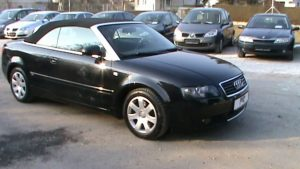 Audi A4 cabrio dezmembrari